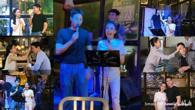(中字)2019.11.02 奶酪夫妇James Jirayu&Taew Natapohn现场演唱《รบกวนมารักกัน(打扰来相爱)》