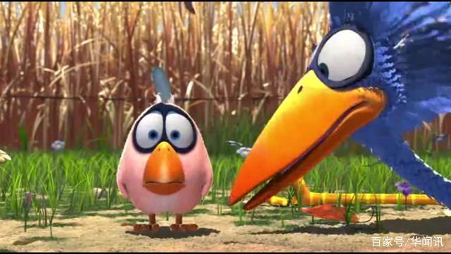 个体与群体、强者与弱者,皮克斯动画短片《鸟鸟鸟》的经典艺术