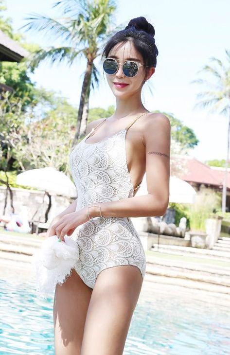 韩国八大泳装模特比基尼美图乐多美女网整理第36期