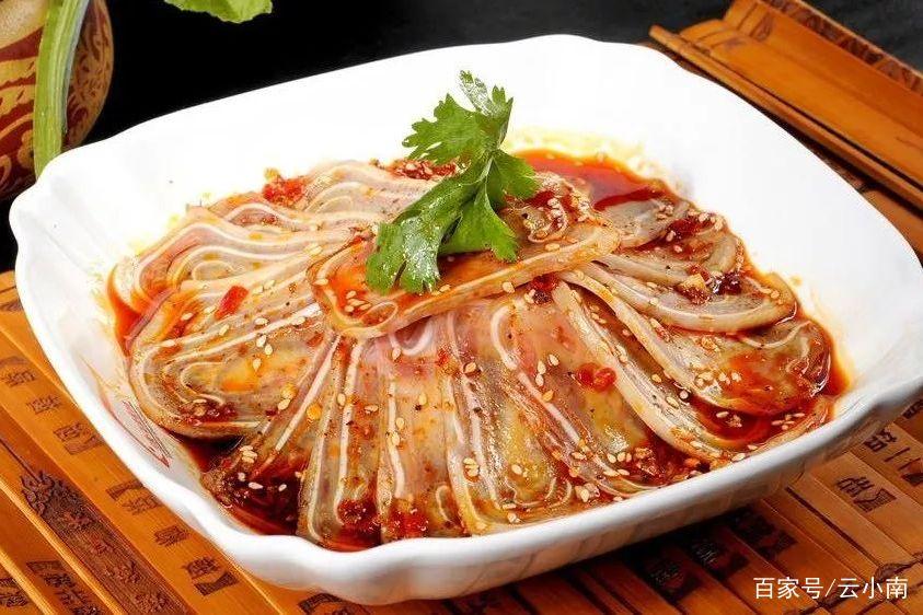 中国美食系列:最全云南美食地图(上)