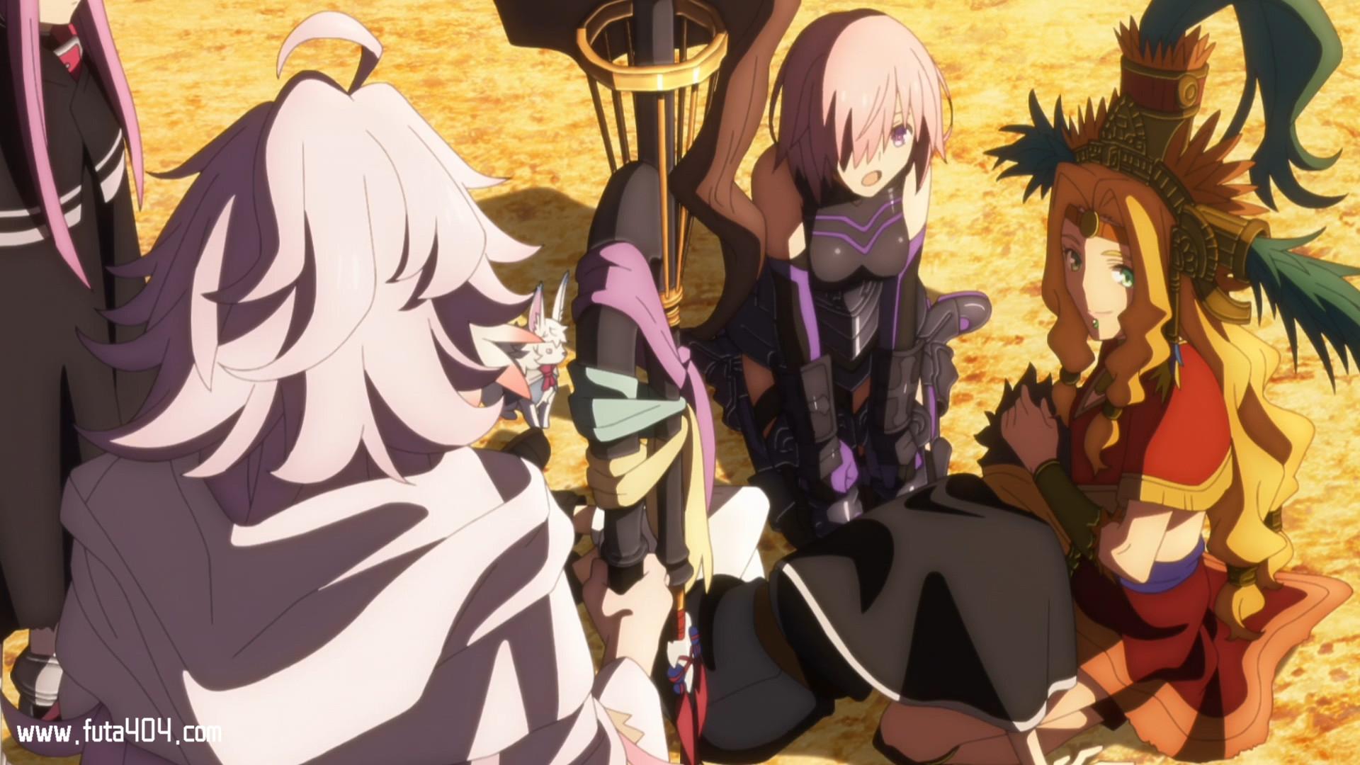 Fate Grand Order 绝对魔兽战线巴比伦尼亚 第11话 Fate Grand Order 动画在线 第1张