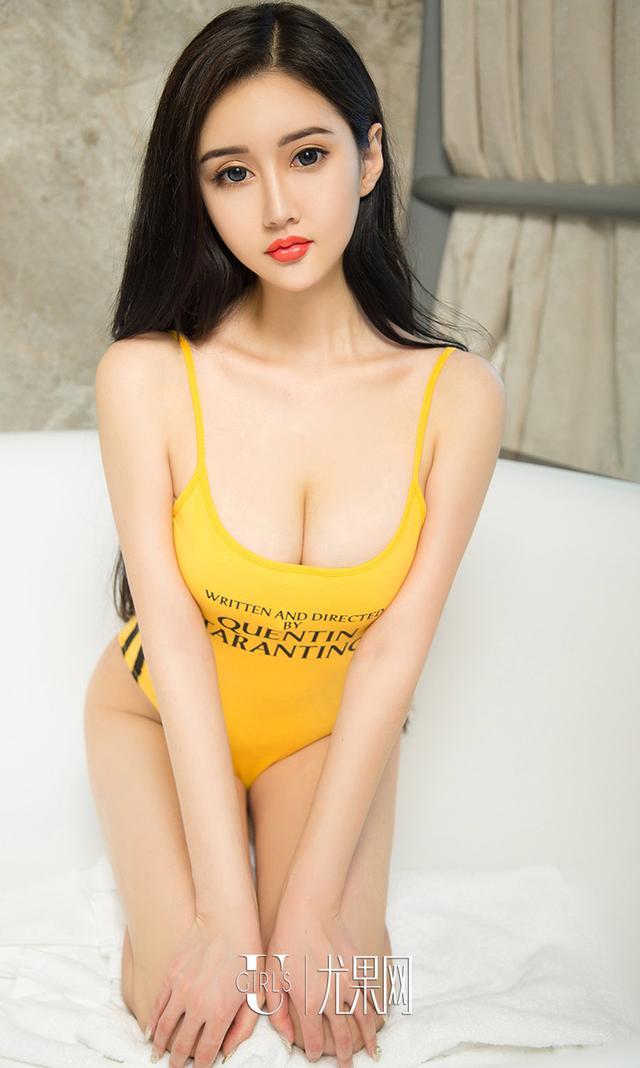 [Ugirls] 尤果网 爱尤物 No.1089 黑白丝间
