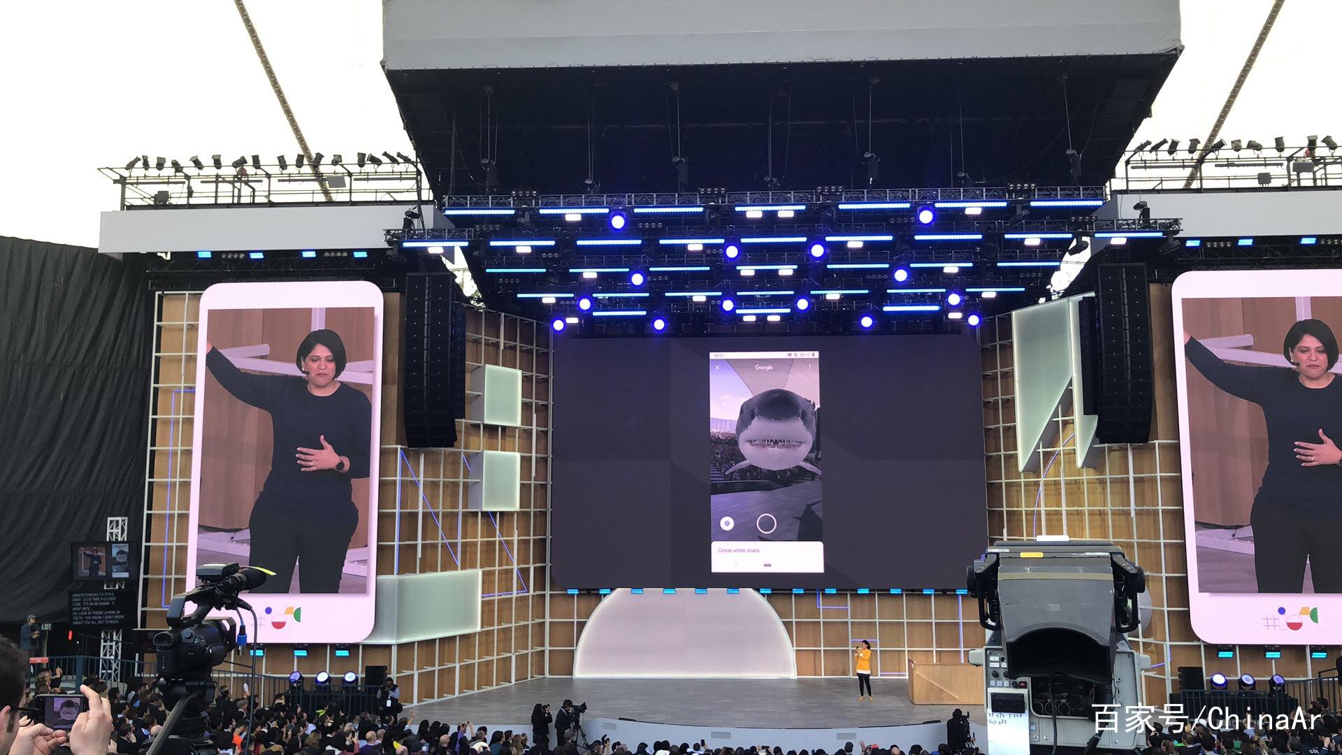 2019年Google IO宣布将AR加入搜索引擎 AR资讯