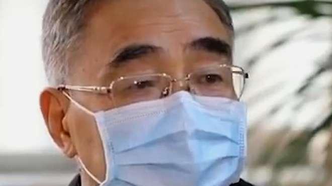 张伯礼:我比钟南山更乐观,4月底除湖北外全国或可摘口罩