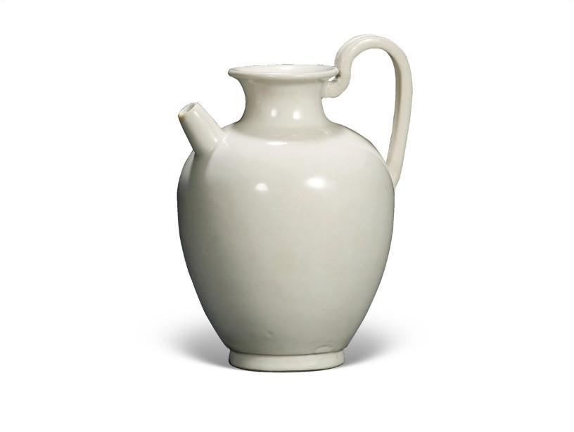 南青北白形容的就是它,唐代邢窑,史上拍卖价格最高的30件邢窑瓷