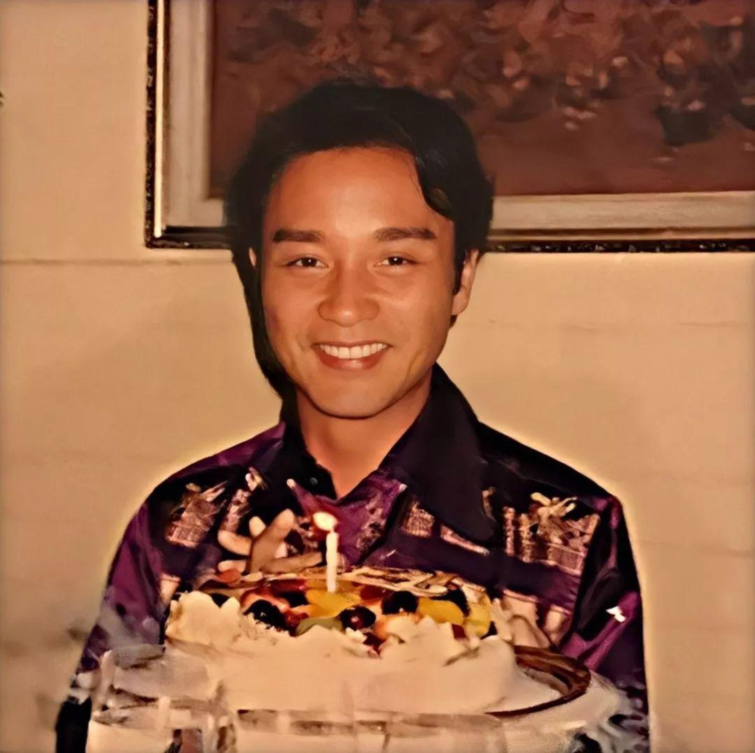最爱的张国荣先生,63岁生日快乐!