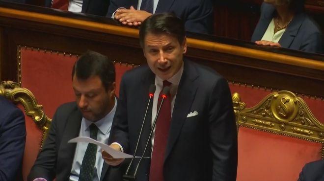 意大利总理孔特宣布将辞职