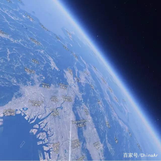 惊艳!google earth vr 在线VR观看全球【多图】 VR资源_VR游戏资源_VR福利资源下载_VR资源你懂的 第16张