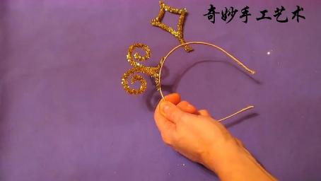 簡單手工,家裡的碎布片這樣用,做成好看的項鏈,簡單大方很好看
