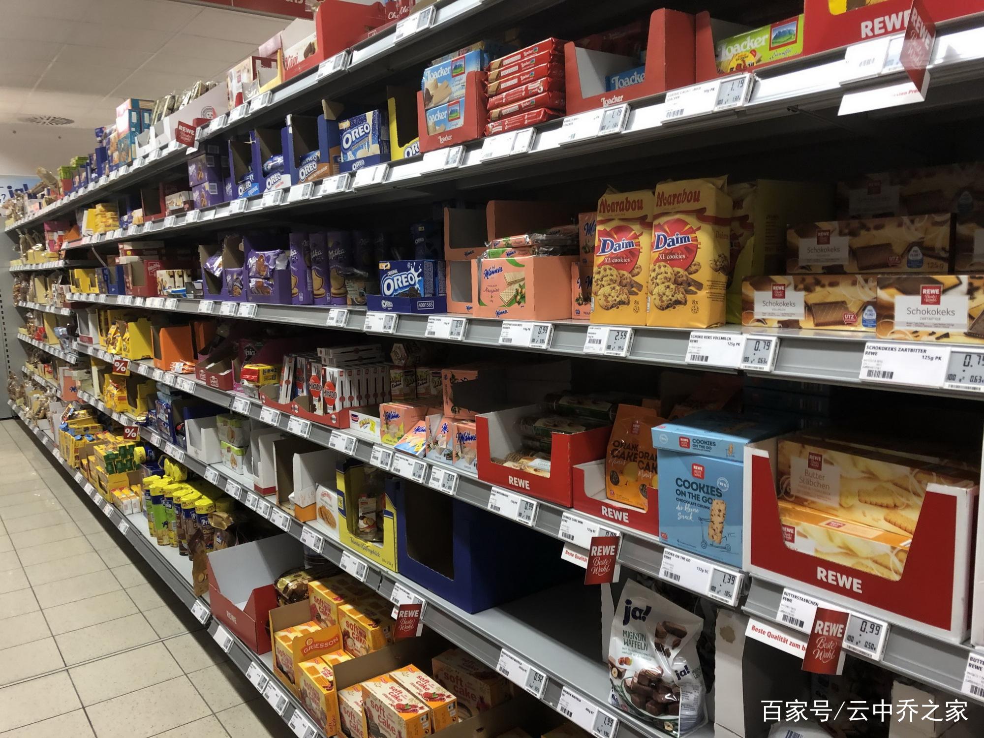 香肠、啤酒、洗护……闲逛德国超市REWE,全球杂货店走马观花系列
