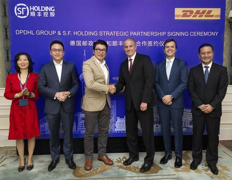 刚刚,顺丰55亿收购DHL中国区供应链业务,王卫称要全球发展