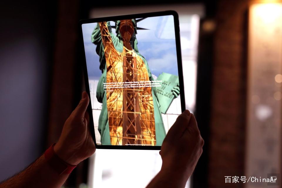 自由女神像 AR应用登陆苹果App Store商店 AR资讯 第2张