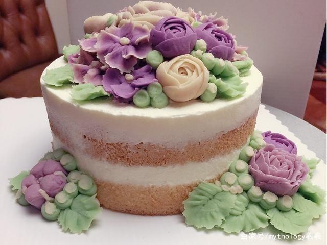 生日蛋糕图片赏析