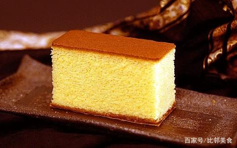 蛋糕店蛋黄蛋糕的制作方法