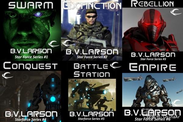 长篇科幻小说星际原力将改编成VR游戏 AR资讯