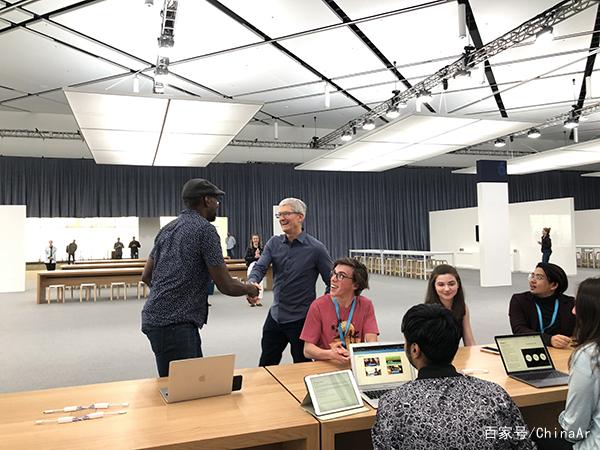 苹果CEO库克:AR会是未来10年非常重要的技术 AR资讯 第2张
