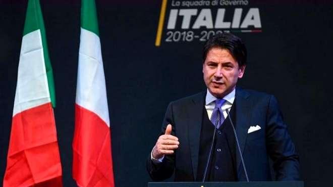 意大利总统接受总理孔特辞呈 其将领导看守政府