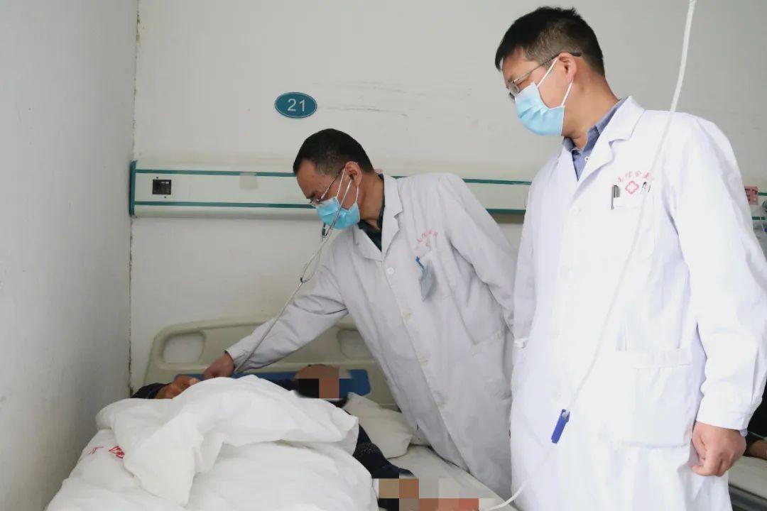 河南信合医院成功开展固始县首例无痛支气管镜下粘膜活检+刷检术