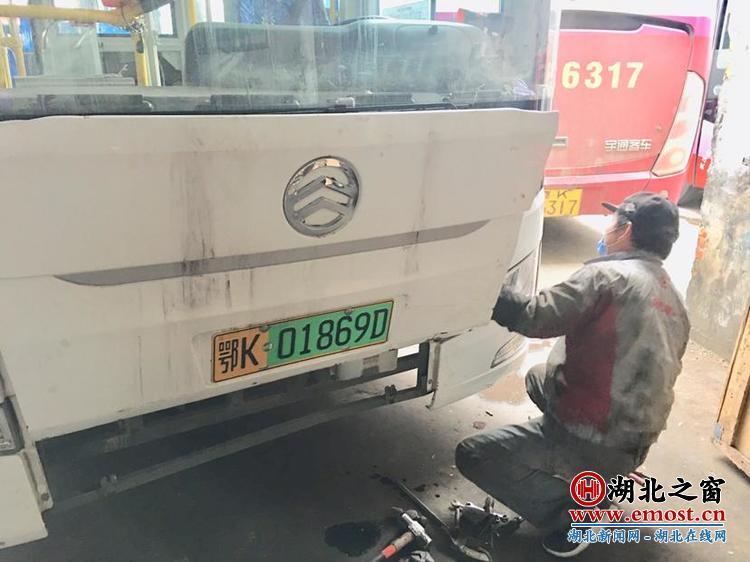 湖北汉川客运公司全力备战复工复产