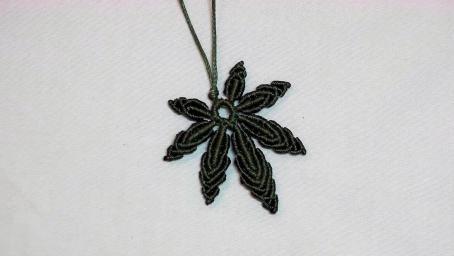 手工編織藝術,教你用線編織漂亮的掛飾掛件小飾品
