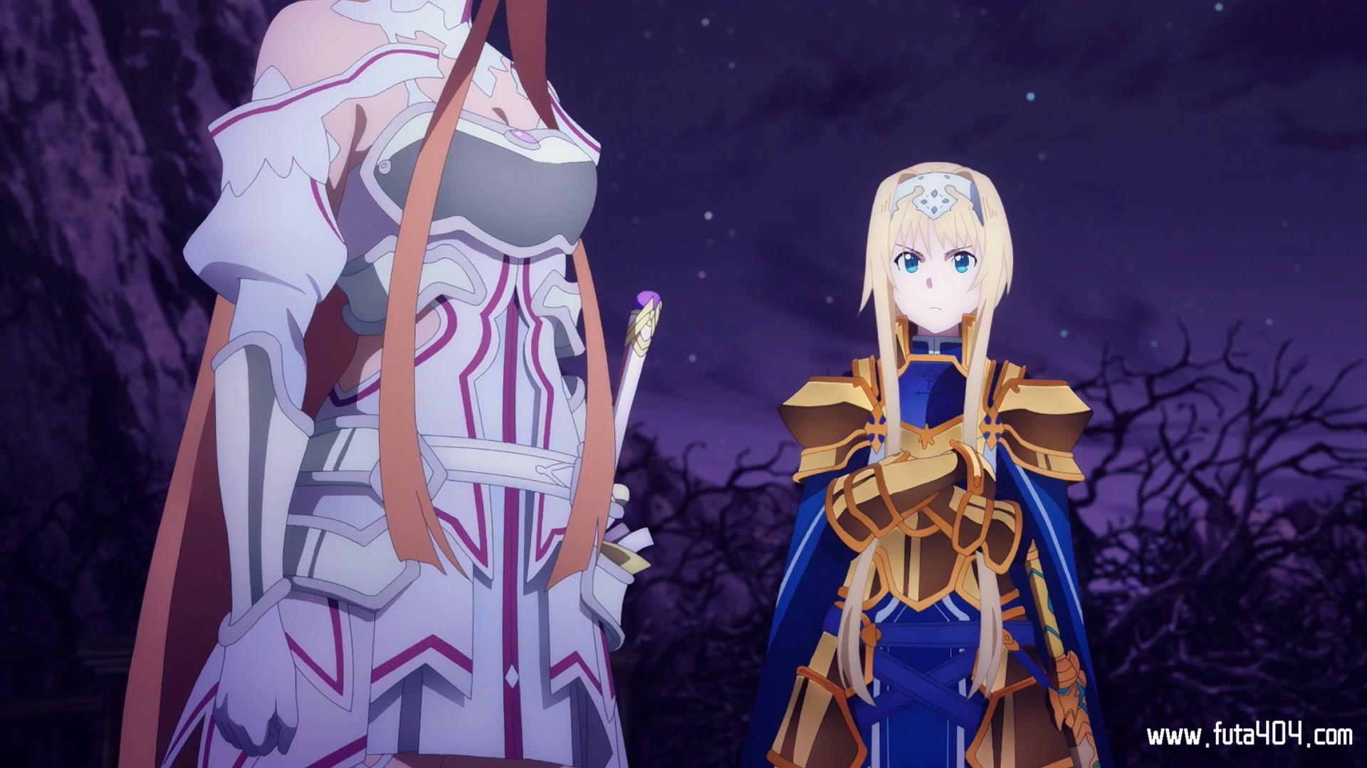 刀剑神域第三季爱丽丝篇异界战争 第10话 刀剑神域第三季 动画在线 第1张