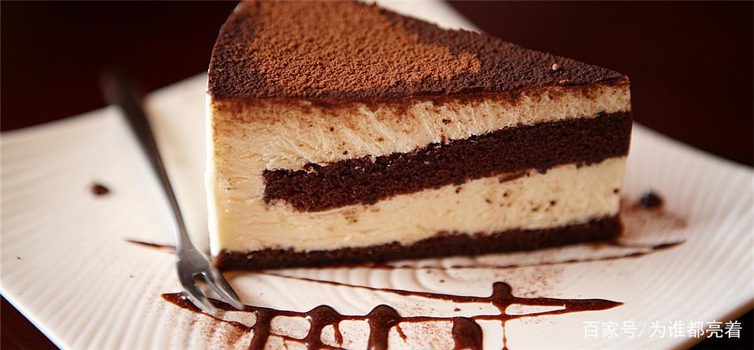 提拉米苏——甜甜的味道!一定要去尝尝哦!