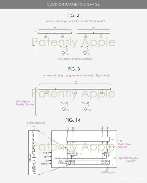 质的飞跃!苹果研发了一种可用于VR/AR眼镜的凹形显示屏 AR资讯 第2张