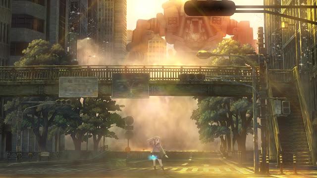 《十三机兵防卫圈》游戏评测,浅谈决战前夕的故事