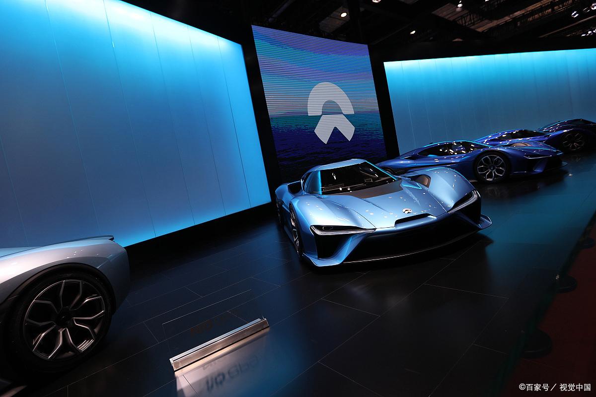 蔚来发布新车,汽车半导体市场大有可为,这些企业成长速度将愈发明显