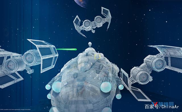 迪士尼AR游戏《星球大战》发布黑暗力量扩展包和多用户模式 AR游戏 第2张