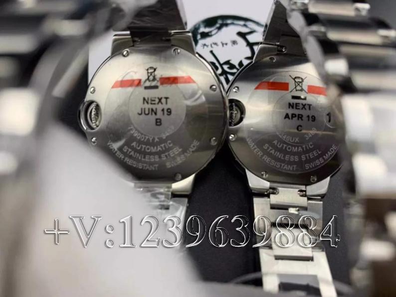 老实说,AF厂卡地亚蓝气球和V6厂,到底有何区别?插图3
