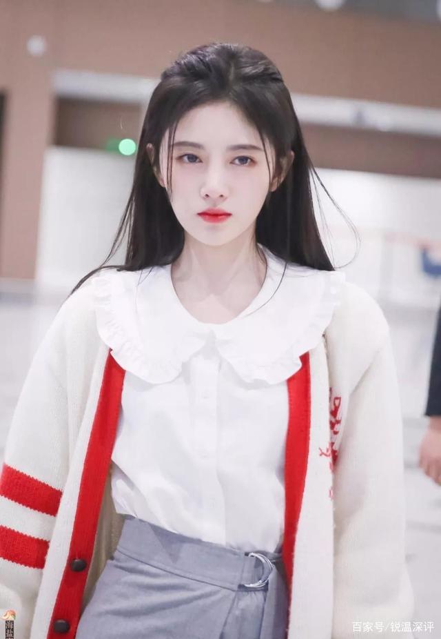 鞠婧祎化身冰雪公主,助力SNH48回馈粉丝,四千年美女太养眼
