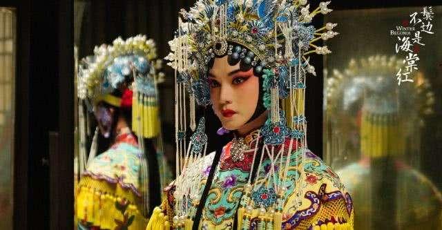 钟爱张国荣的尹正,圆梦与诸位大咖合演民国商人与戏子的家国情仇