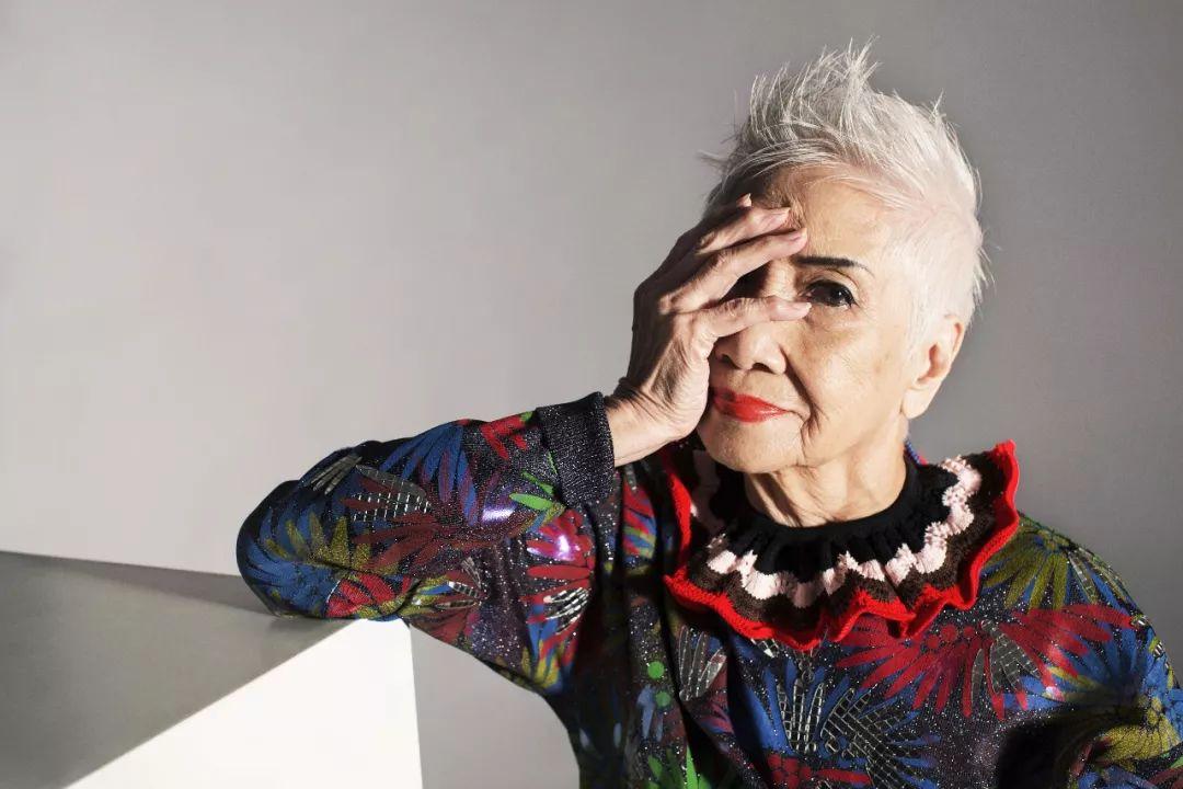 少女没有年龄限制,香港最老模特,93岁出道3年成当红头牌!-西安风尚圈-专业个人形象设计平台