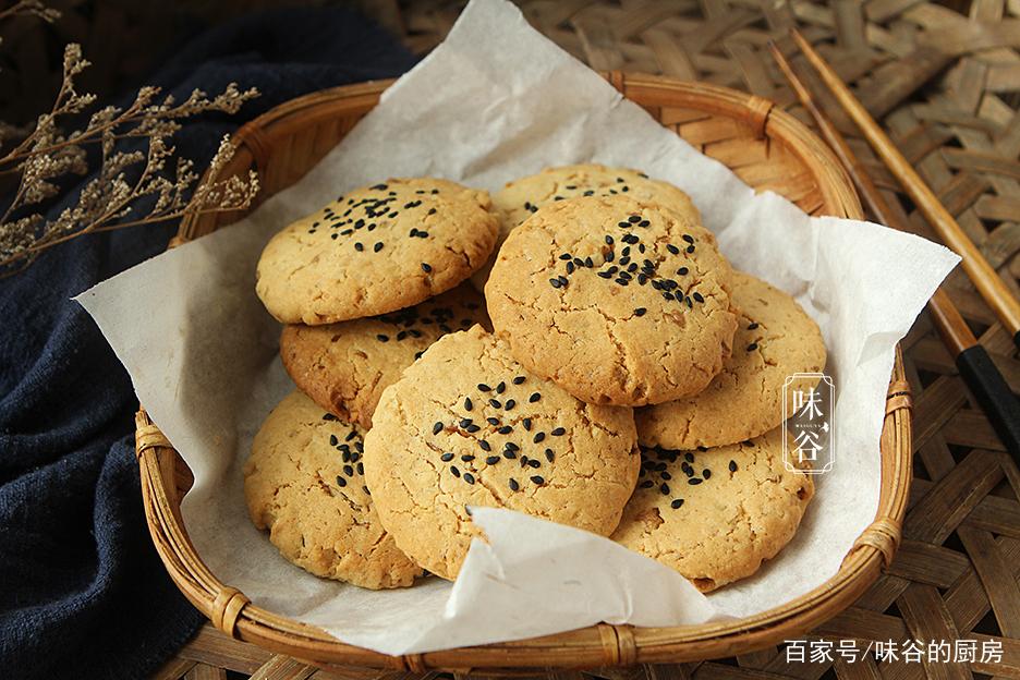 广东过年传统小吃,在家也能做,咬一口酥掉渣,儿时的味道