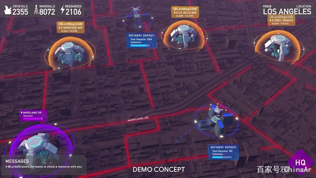 谷歌地图更新API 支持AR游戏等增强显示 AR资讯 第3张