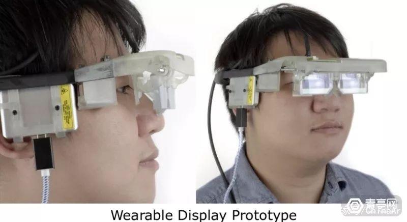 VR/AR一周大事件第三期:NVIDIA公布AR眼镜项目 AR资讯 第2张
