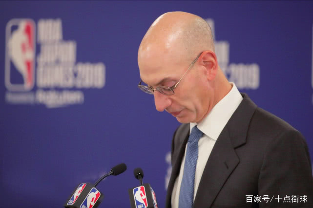肖华联络姚明向中国求助!NBA中国老大辞职,球员降薪仍难以止损
