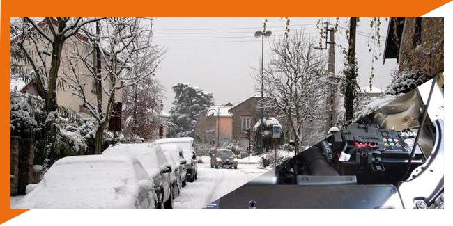 冬季汽车保养