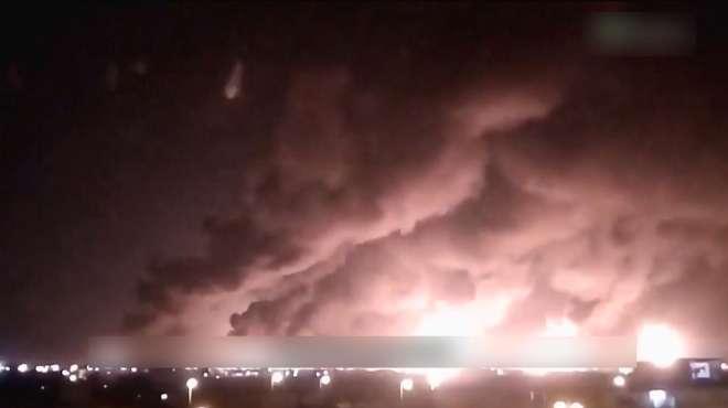 沙特两处石油设施遭无人机袭击 胡塞武装声称负责