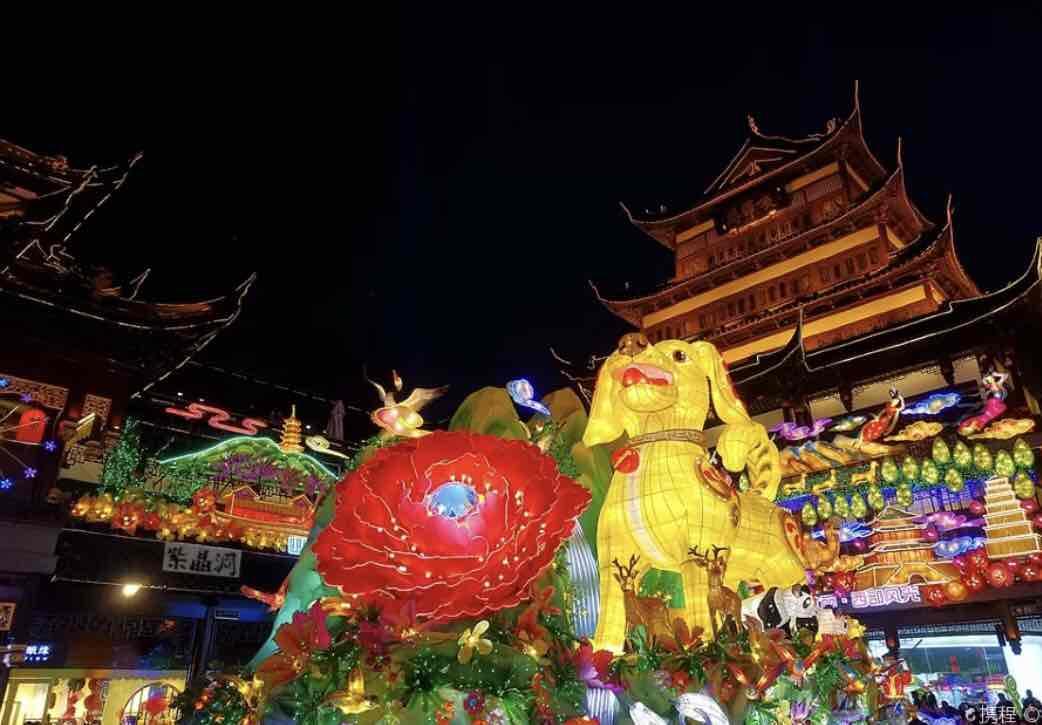 上海城隍庙和静安寺,哪个更适合年轻人去? 上海 静安寺 旅游问答  第2张