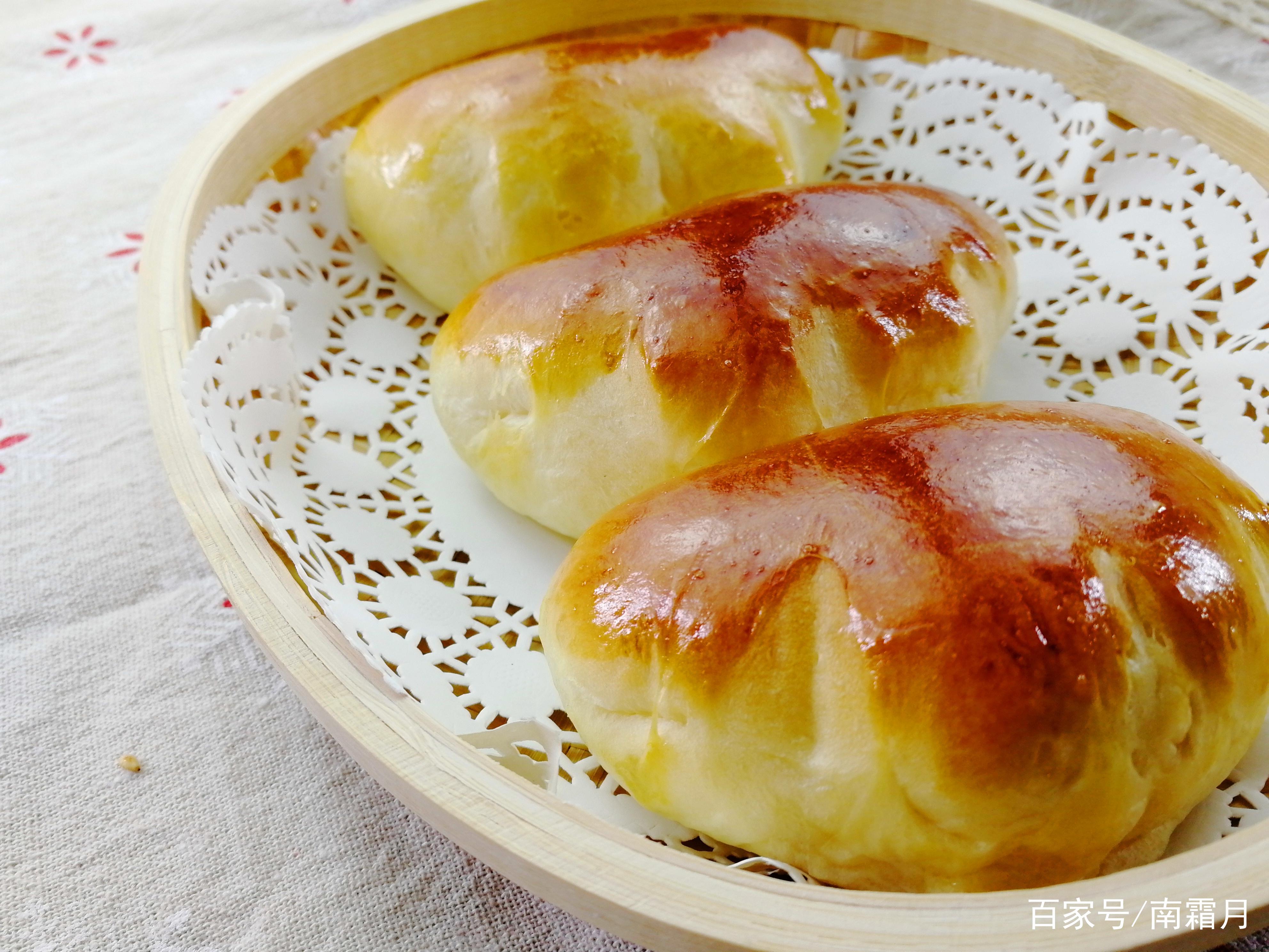 30天消耗40斤面粉5斤白糖4斤黄油学做面包,值得么?