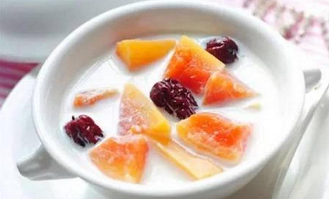 美颜神器——木瓜炖牛奶,再不喝它,美容养颜可就来迟啦!