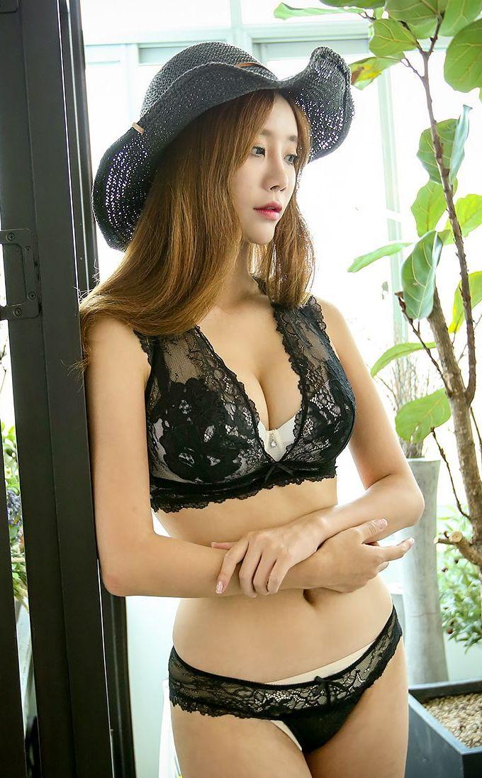 韩国魅惑内衣模特-HP-hp-内衣-51爱图网整理第7期