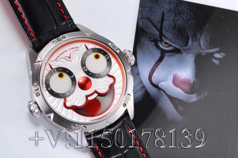 俄罗斯切金小丑V2红鼻子版,值不值入手?做工好吗?