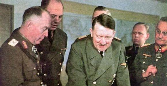 """博克元帅:反感纳粹政府,却""""忠""""于希特勒,苏联人对他痛心疾首-"""