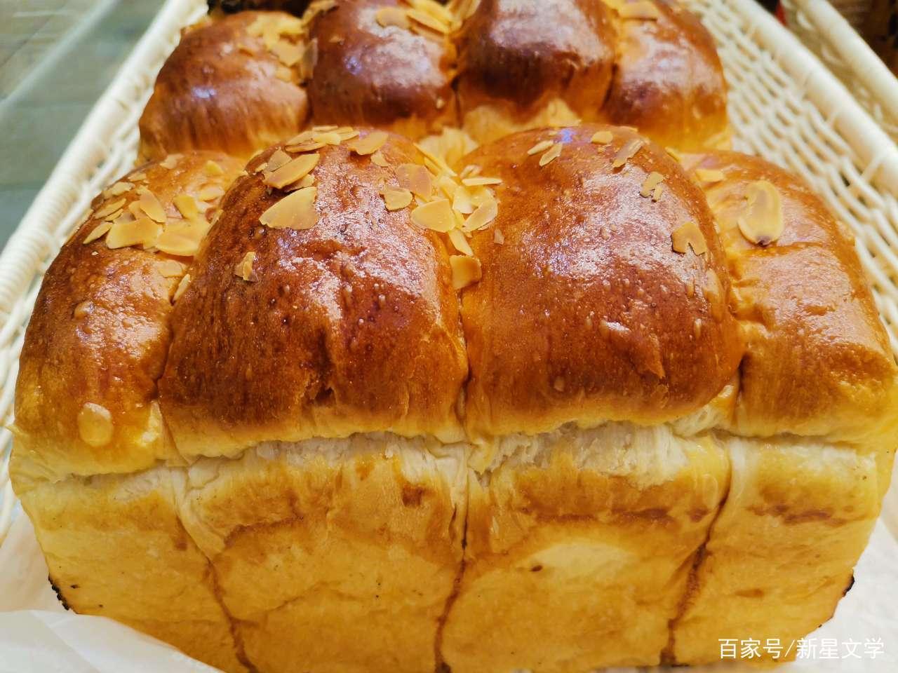 面包蛋糕大组合!