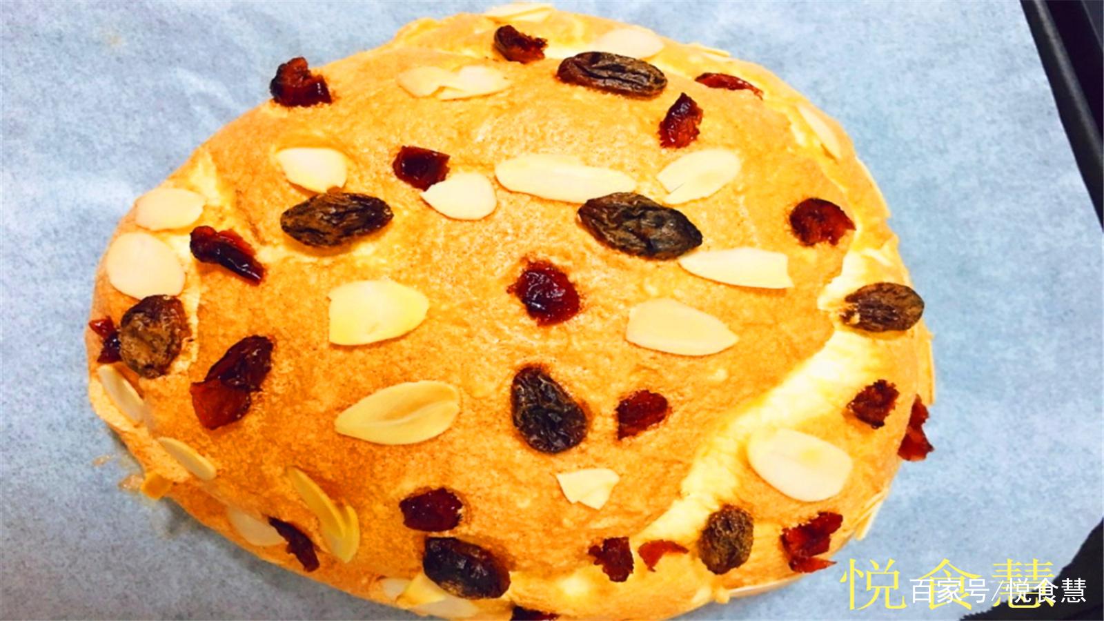 不用面粉和油,一次成功很简单,几招教你在家做网红云朵蛋糕