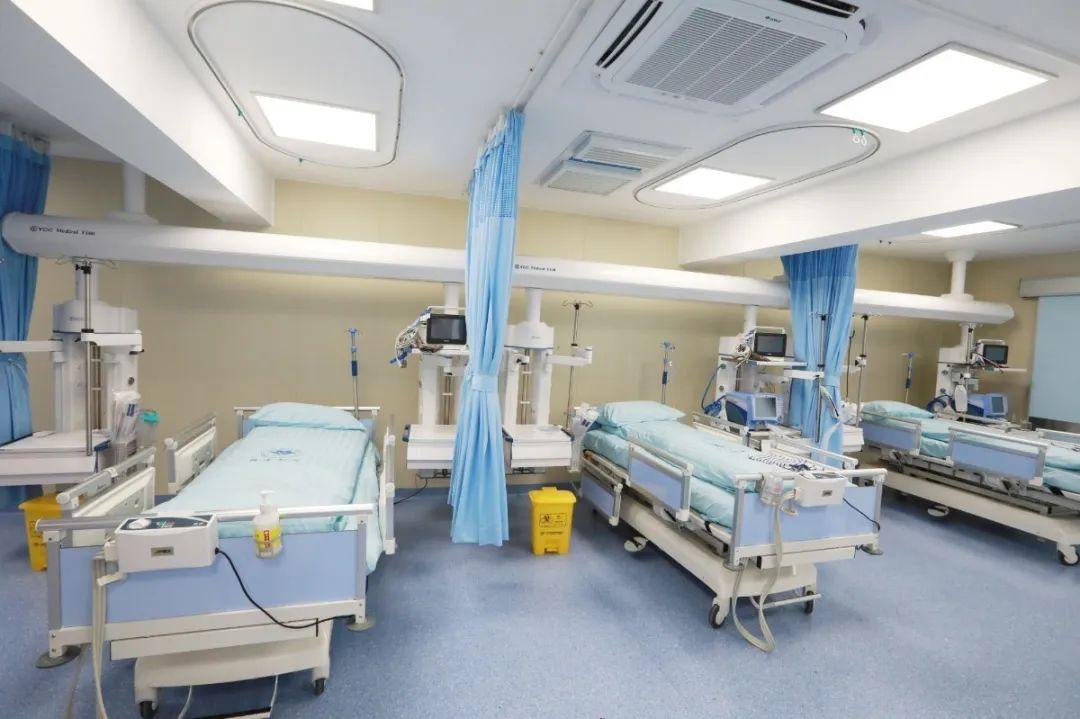 桂林医学院附属医院新建呼吸危重症监护病房及呼吸内镜介入室启用