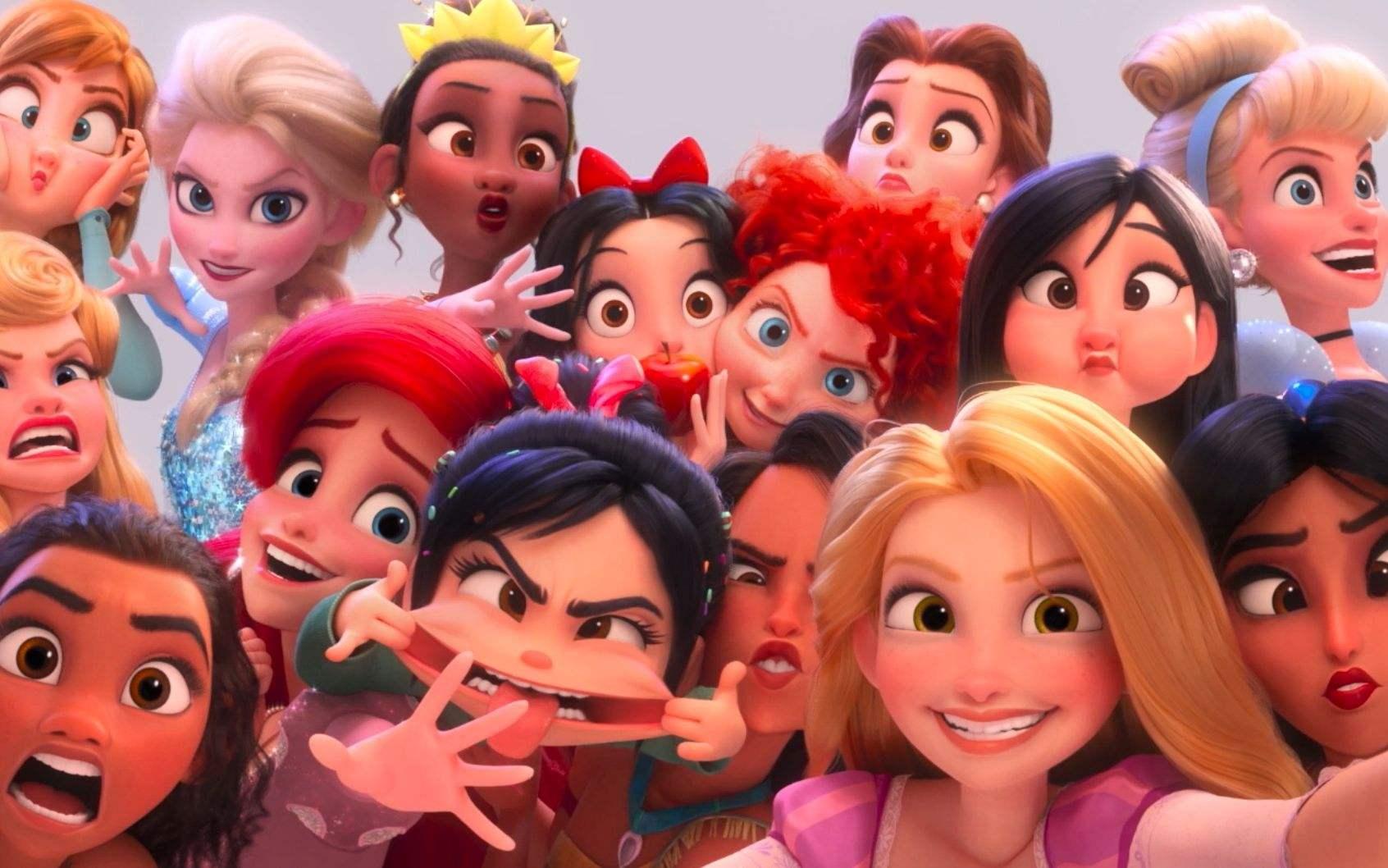 四川开学时间迪士尼在逃公主